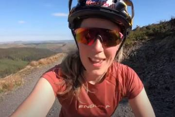 Rachel Atherton YouTube