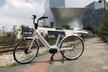 Cabify bicis compartidas