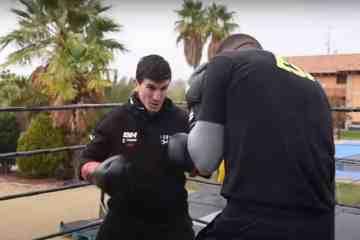 Carlos Coloma boxeo