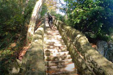 Sam Pilgrim escaleras