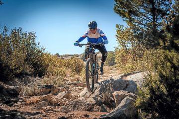e-bikes según Mondraker