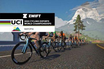 dónde ver Mundial ciclismo virtual