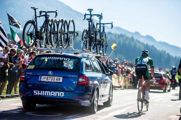 Shimano acuerdo con la UCI