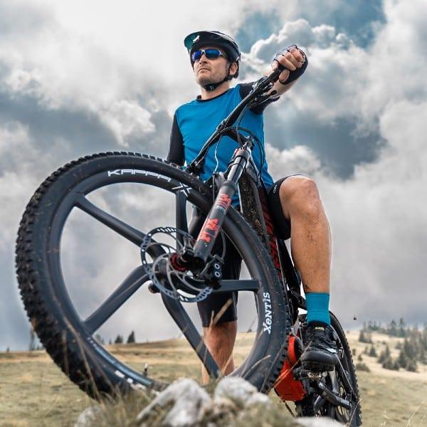 ruedas de bastones para mtb ventajas