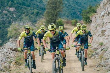 BUFF Scott MTB Team