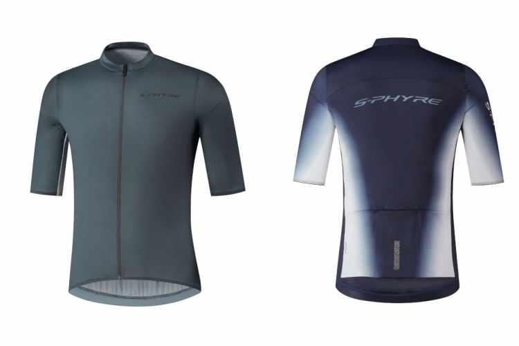 maillot Shimano S-Phyre Leggera