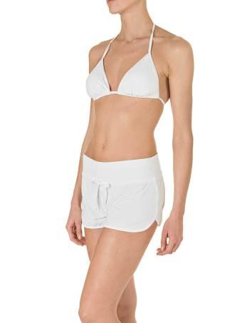 Shorts Jogging Bianco-0