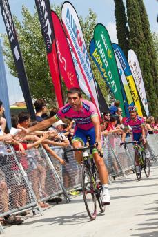 La Vuelta Ciclista