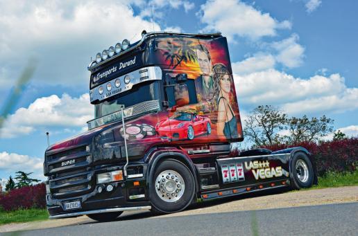 Scania Las Vegas
