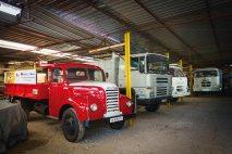 Museo camiones clásicos