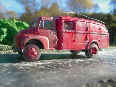 Citroën U23 Bomberos