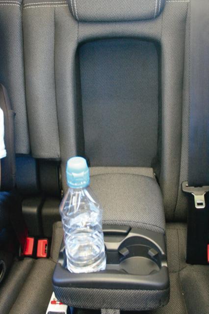 Interior Ford Grand Tourneo