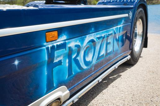 Scania Frozen