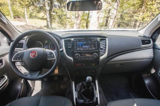 Gama Fiat Professional Fullback