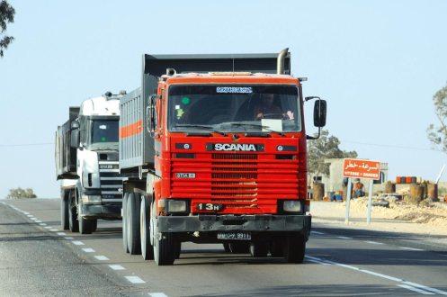 Túnez transporte