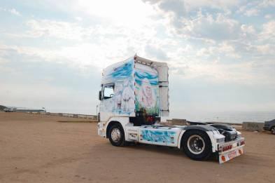 Scania Copito de Nieve