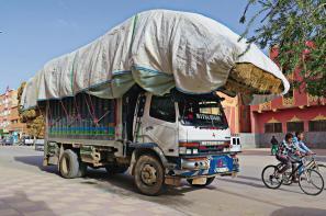 Transporte en Marruecos