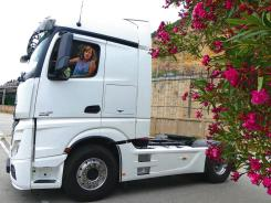Camionera Carmen Coca