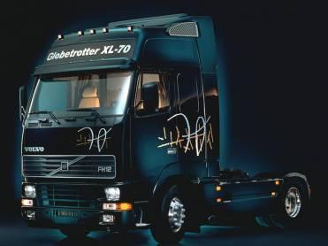 Volvo FH12 70 aniversario