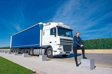 Camionera Ana Mesa