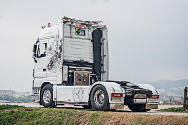 MB Actros Transformers