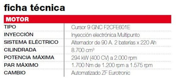 Iveco Stralis NP400