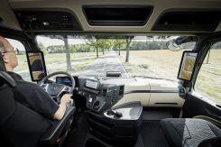 Mercedes-Benz Actros, Modelljahr 2018, mit Active Brake Assist 5