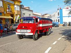 Concentración camiones clásicos Tomelloso
