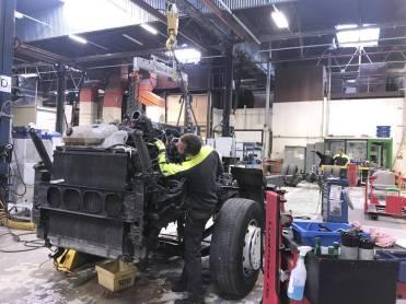 Renault Trucks Used Factory