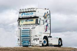 Camiones decorados 2018