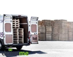 DriiveMe alquiler furgos, autocaravanas
