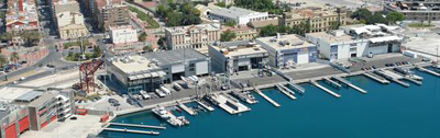 El puerto de Valencia