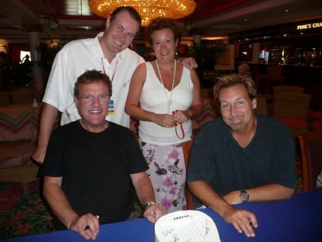 2010 Hawaii Mark Lowry and Michael English Christian Buechel