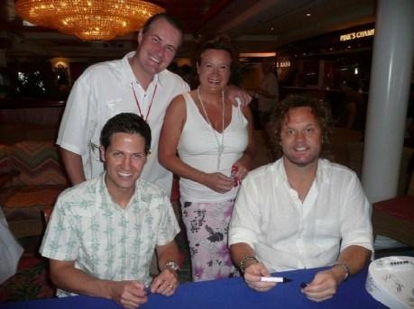 2010 Wes Hampton and David Phelps Christian Buechel