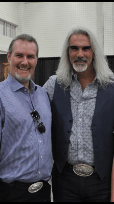 Guy Penrod und Christian Büchel 2015