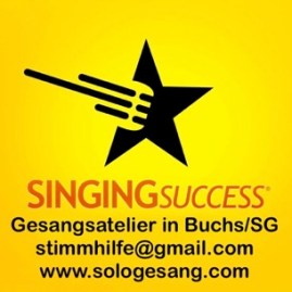 Christian Buechel Stimmhilfe Singing Success