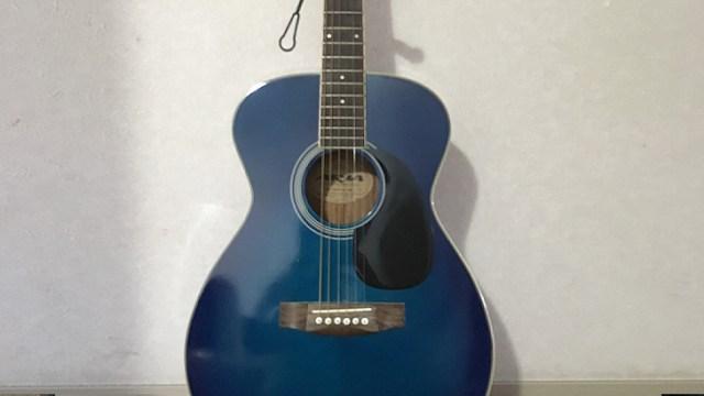 アリアの青いギター