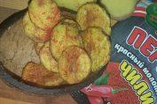 Домашние картофельные чипсы рецепт в микроволновке