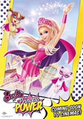 Barbie Super Princesa