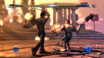juego move ps3 gladiadores