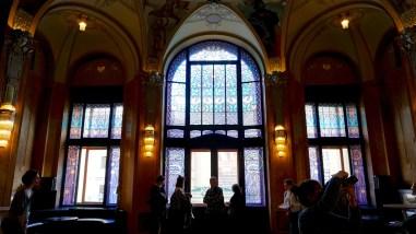 Municipal House interior