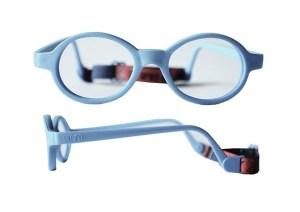 Anteojos, lentes flexibles