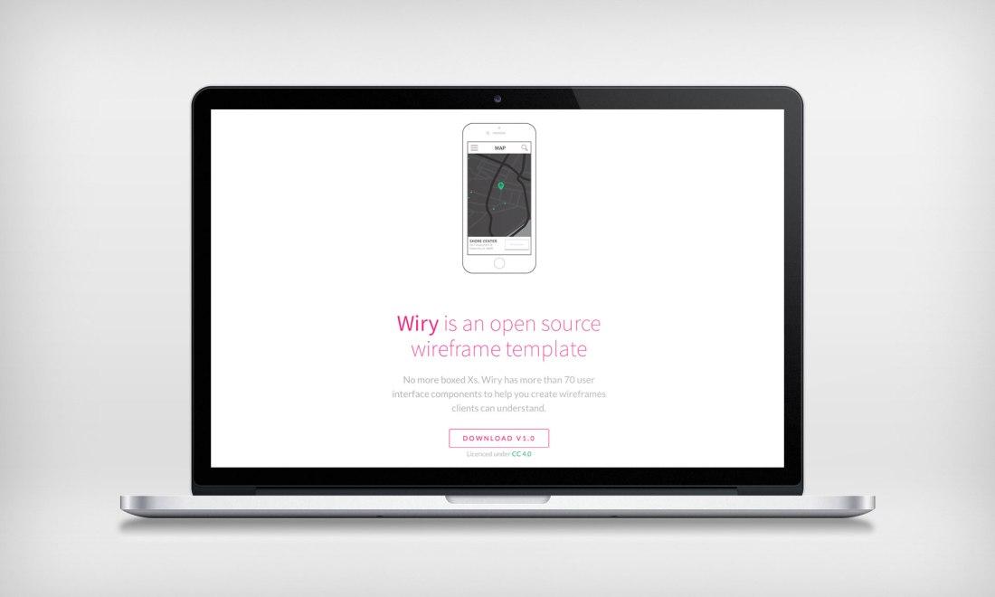 Wiry Macbook