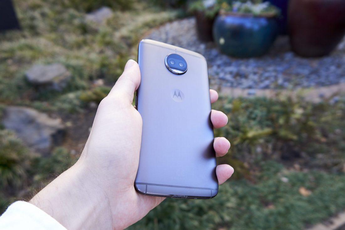 Moto G5s Plus Smartphone