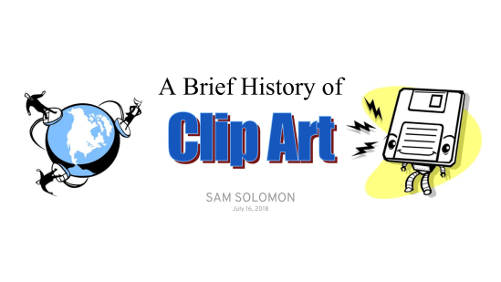 A Brief History of Clip Art