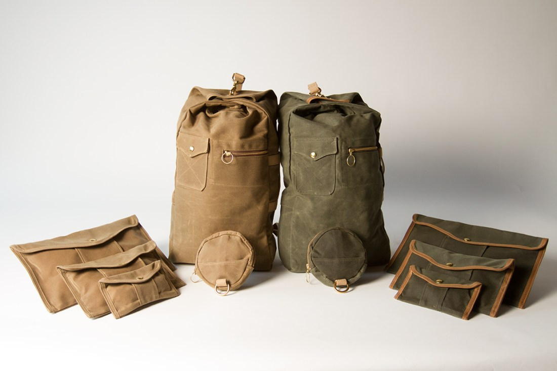 Collected Works Duffle Backpack