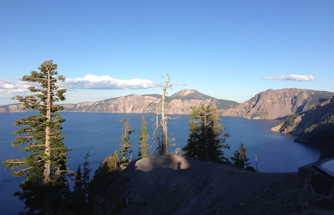 Samuel Hulick Crater Lake Oregon