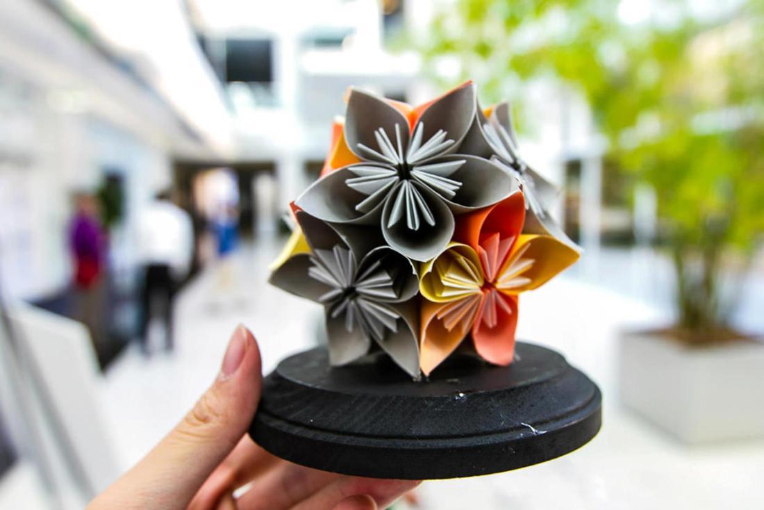 TEDx Georgia Tech Origami Gift