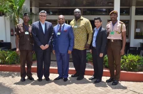 Meeting with Malaysian Ambassador