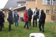 With Kofi Annan and Africa Progress Panel Secretariat staff as well as KA Foundation staff
